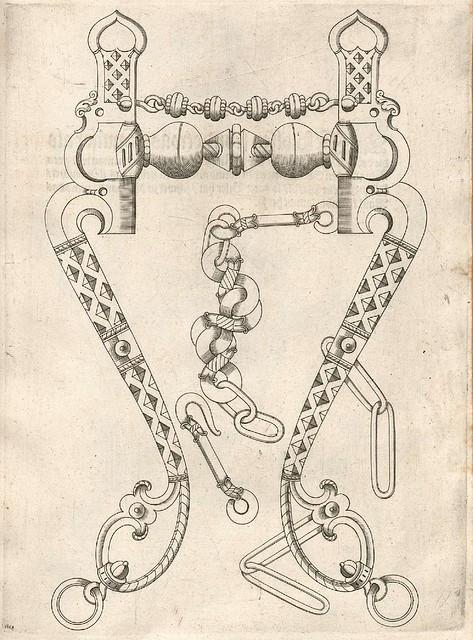 Pferdegebisse by Mang Seuter, 1614 (12)