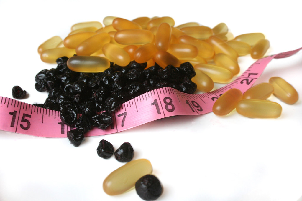Weight, Fruit, and Pills