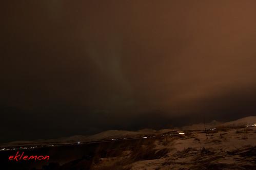Tromso - Aurora Borealis Desastre