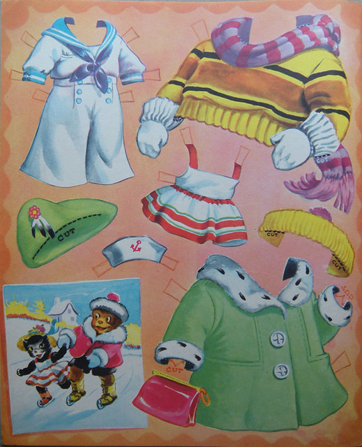 Animal Paper Dolls_2_tatteredandlost