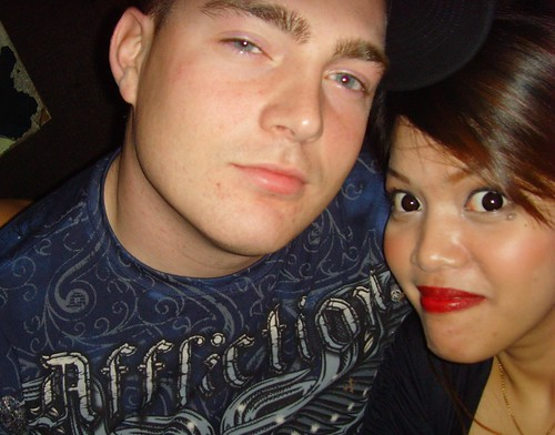 American-Filipina interracial marriage