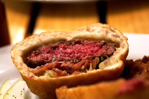 korzo burger @ korzo haus