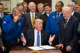 National Space Council Executive Order (NHQ201706300007)