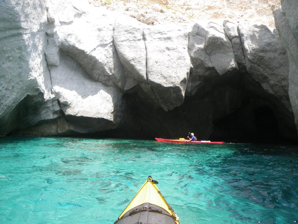 Cabo de Gata en kayak 148