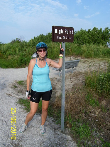 2010 Katy Trail bike ride
