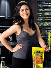 Golden Fiesta Palm Oil and Dawn Zulueta