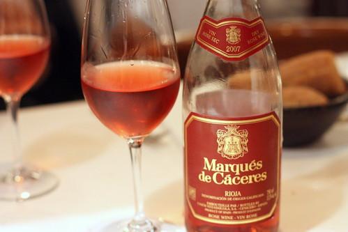 Marques de Caceres Rioja
