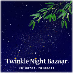 Twinkle Night Bazaar