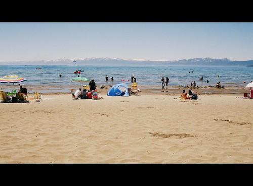 Kings Beach- Lake Tahoe