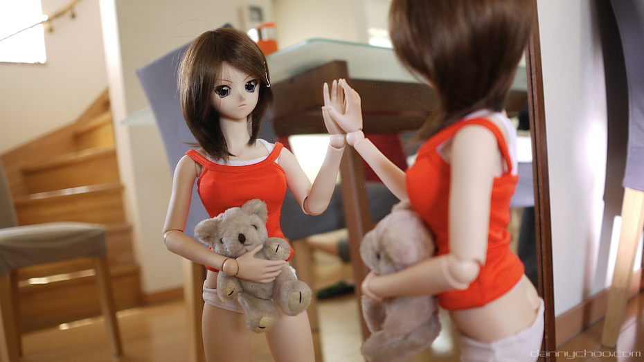 Dollfie Days - Aoi at Home