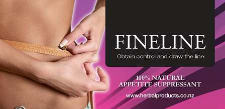 FINELINE 100% NATURAL APPETITE MANAGEMENT CAPSULES