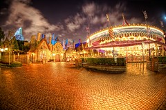 Disneyland - Fantasyland (Matt Pasant) Tags: california travel walter vacation usa 1955 colors night america canon wonder landscape fun mouse colorful time outdoor disneyland magic dream wed elias disney mickey fisheye fantasy imagine theme matterhorn wish orangecounty anaheim walt dca magical dlr hdr highdynamicrange themepark mrtoadswildride attractions fantasyland waltdisney wdi happiestplaceonearth imagineering tonemapped disneypictures imagetype disneyparks photospecs disneypics disneyphotos canoneos5dmarkii disneyicon disneyphotography disneyimages