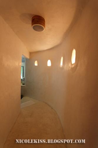 toilet corridor