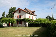 Maison le Moulin de Nadot à louer à Saint-Julien-en-Born à 7Km de Contis-Plage