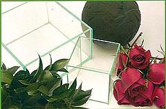 materiais para fazer arranjo de mesa no casamento