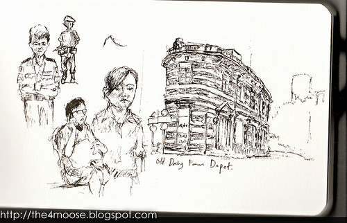 Hong Kong Sketches 2