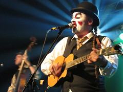 Fusion 2010 - The Tiger Lillies (4)