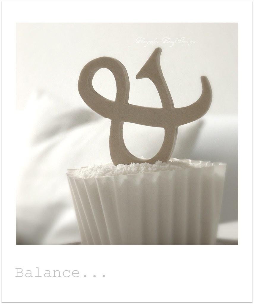 Balance...
