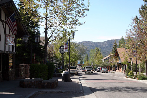 Big Bear Lake Village