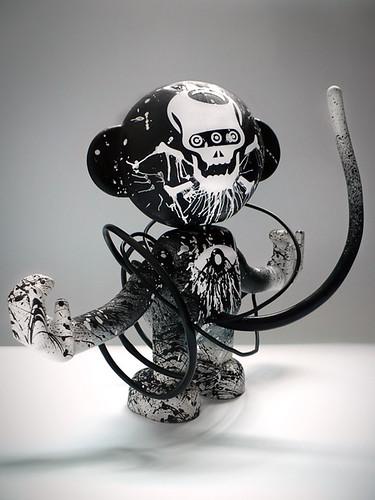 Le-lab 8 inch monkey custom
