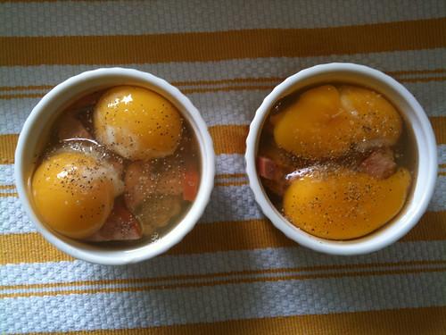 Josh's eggs