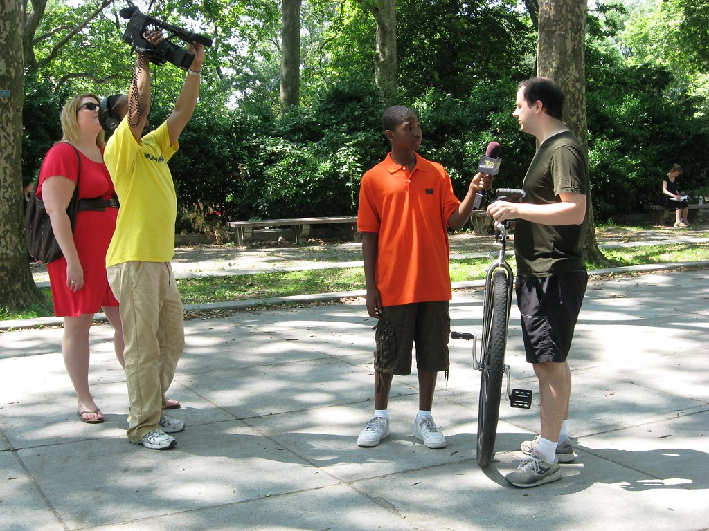 Unicycle Talk