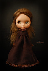 Brown dress for Brionie ♥