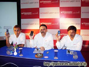 Wynncom Launches Seven Dual Sim Mobile Handsets in Odisha