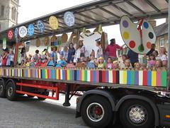 Stamford Festival Parade 2010