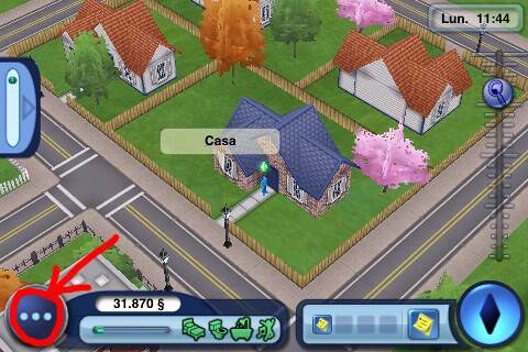 Trucos para conseguir dinero en los Sims 3 iPhone/iPod Touch