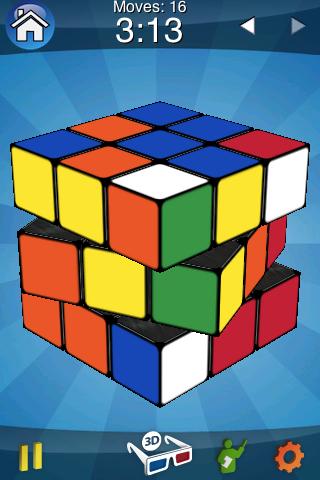 Magmic's Rubik's Cube App