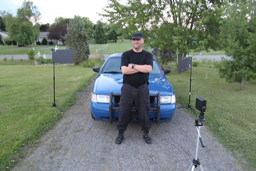 Rex - setup shot