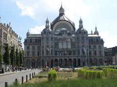 Stazione Centrale - Anversa