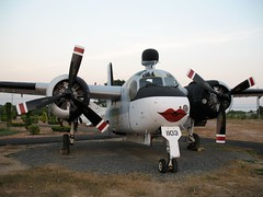 IMG_1198.JPG (arcadian88) Tags: aircraft navy royal thai tracker s2 grumman rtn utapao