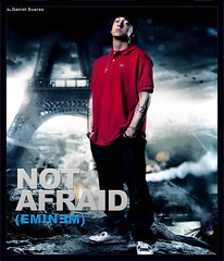 Eminem - Not Afraid (Daniel Suarez) Tags: love way you daniel lie afraid recovery eminem suarez the feat rihanna not