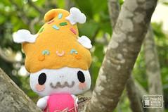 Kooki Plush [2] (mochikaka) Tags: doll soft handmade felt plush madetoorder kooki kookizu