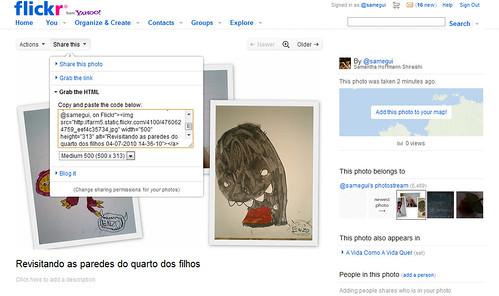 como incorporar imagens nos posts usando fotos de albuns virtuais 04-07-2010 14-59-04.bmp