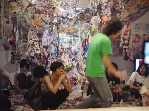 """""""ART catch Chaos-la"""""""