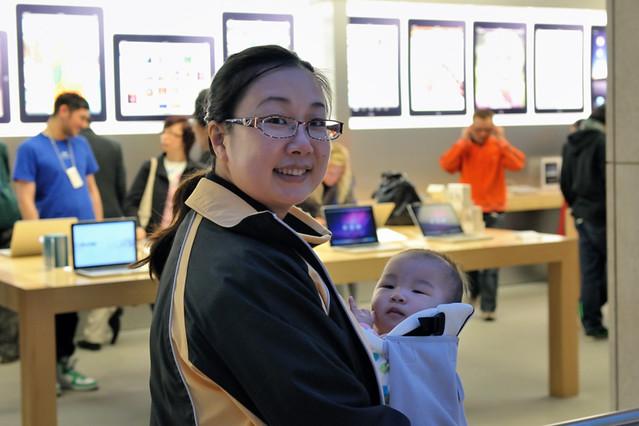 iPad - Apple Retail Store - Sydney