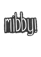 Mibby! (Graffink) Tags: inspiration black pen work word typography is graphics text letters scottish doodle maybe font type letter imagination write create typo inspire letterform serif typeface sans slang graffink mibby