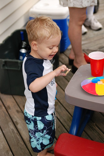 Tyler's 2nd Birthday Party (22)