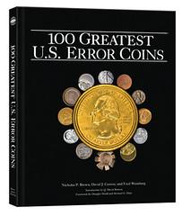 NEW BOOK: 100 GREATEST U.S. ERROR COINS
