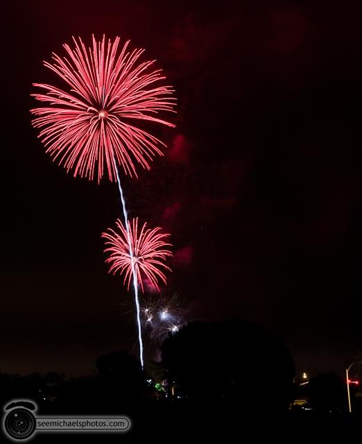 Mira Mesa Fireworks 70410 © Michael Klayman-013