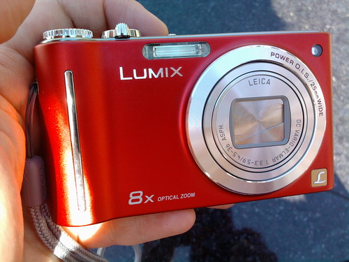 Lumix ZR1