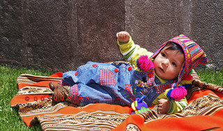 Andean baby