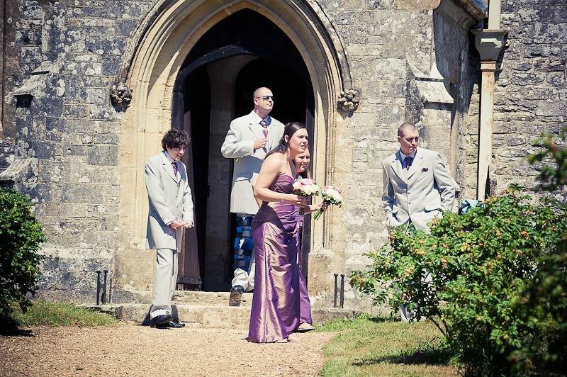 lulworth castle wedding photography part 1-2