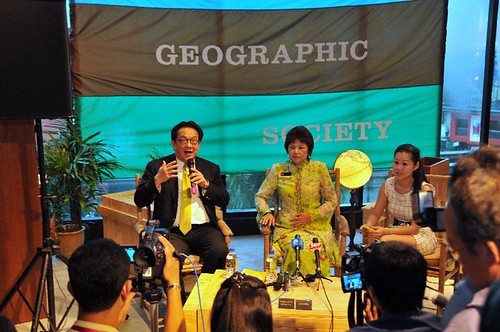 Nat geo Press Conference
