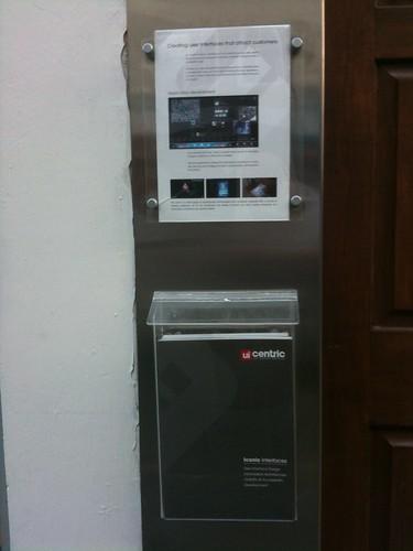 UI marketing Soho London