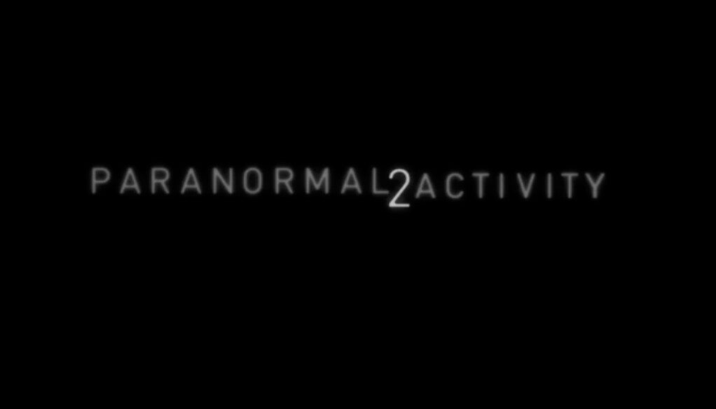 Paranormal Activity 2 2010 Movie