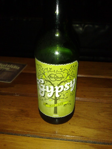 2 Brothers Gypsy pear cider